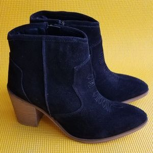 ASOS Rhodes wide fit Western Boots
